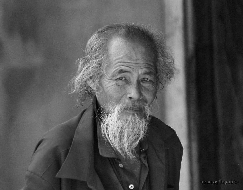 The Old Man by newcastlepablo