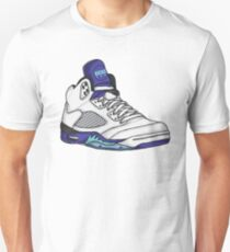 Shoes Grapes (Kicks) Unisex T-Shirt