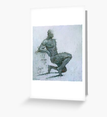 Idrium Greeting Card