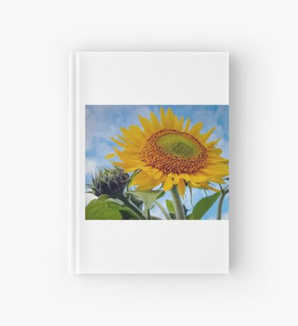 Smile into the Sunshine Hardcover Journal