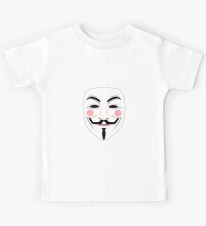 Anonymous mask Kids Clothes