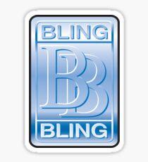 Bling Bling Sticker