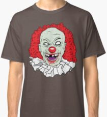 Zombie clown Classic T-Shirt