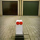 Suburbian robot by majo