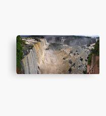Iguazu Overview Canvas Print