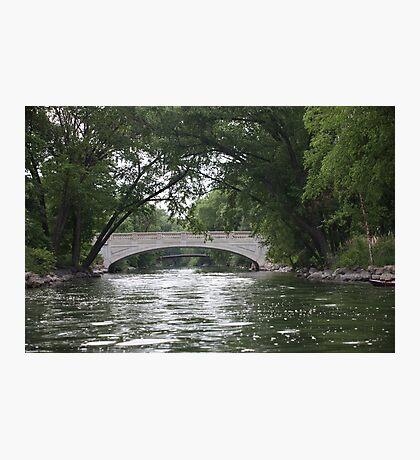 The Yahara River Photographic Print