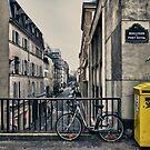 Boulevard de Port Royal by Abtin Eshraghi