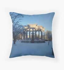 Cenotaph Throw Pillow