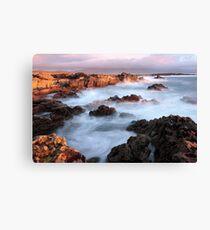 Kerry sunset, Ireland Canvas Print