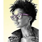 Afro Punk by illadelphsouL