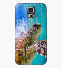 Determined turtle Case/Skin for Samsung Galaxy