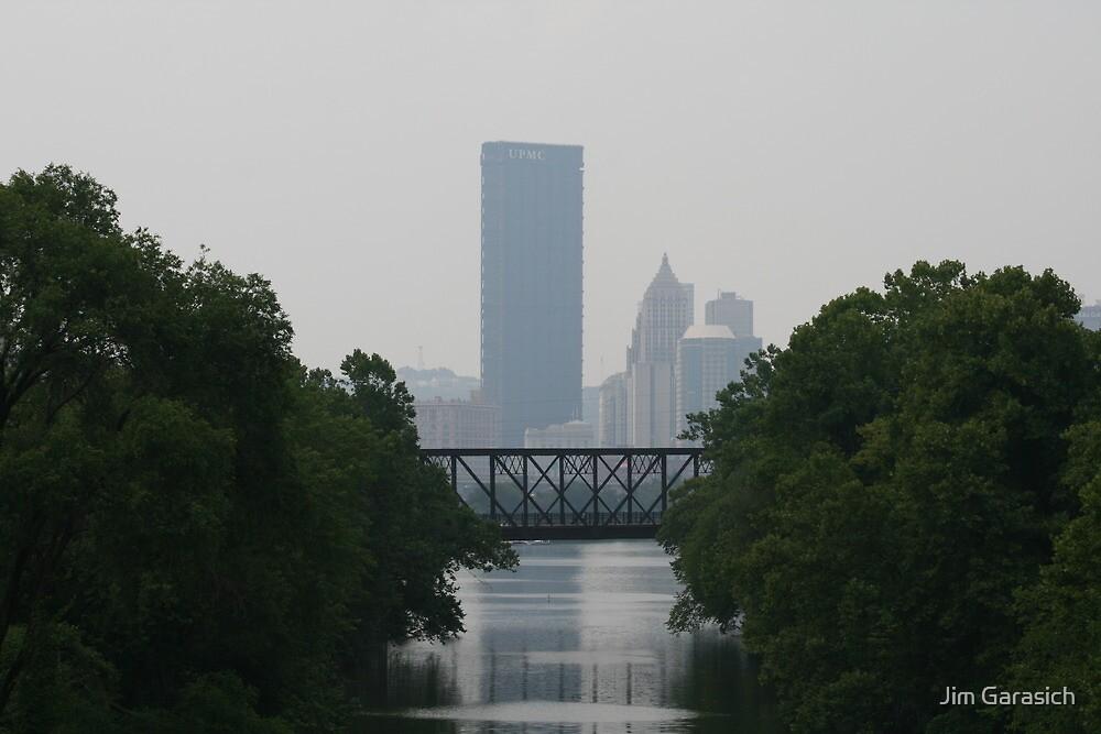 US Steel Building, Pittsburgh, PA, USA by Jim Garasich