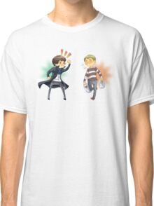 The Worlds Cutest Consulting Detective Classic T-Shirt