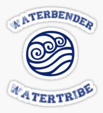water bender Sticker