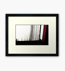 Novel Framed Print