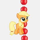 Pick the Apples Apple Jack! by Empanlegend
