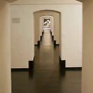 Thorvaldsen Hallway by Brenda Dow