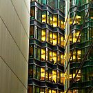 Working Windows - More London by andonsea