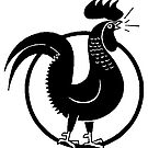Rooster by Hedrin