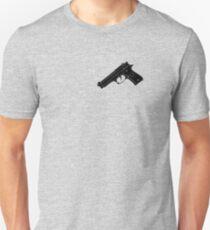 Deadly (Mono Black) Unisex T-Shirt