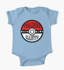 Kanto Trainer Kids Clothes
