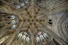 St Mary's Ceiling by Adrian Evans