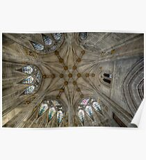 St Mary's Ceiling Poster