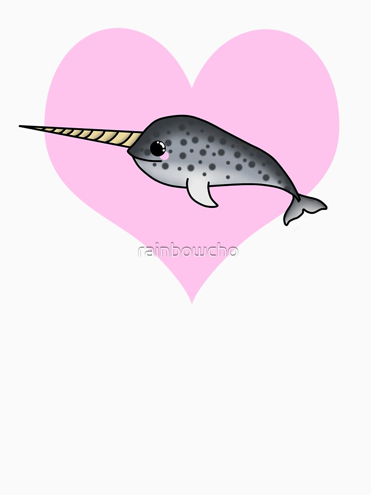 Love Narwhals by rainbowcho