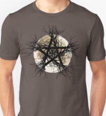 Pentagram and Moon T-Shirt