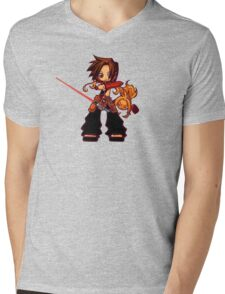 Shaman StarKing Mens V-Neck T-Shirt