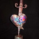 Dagger In The Heart by MarioCarta