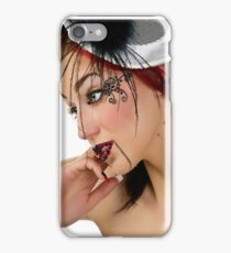 Burlesque Doll iPhone Case/Skin
