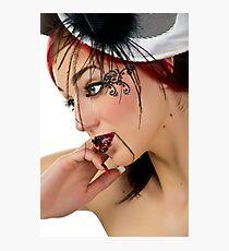 Burlesque Doll Photographic Print