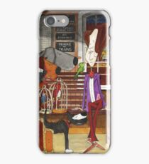 Pallas Athene iPhone Case/Skin