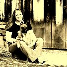 Stacy and Ruger by Lolabud