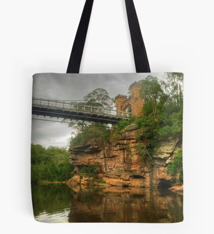 Reflections In The Valley Of The Kangaroo Tote Bag
