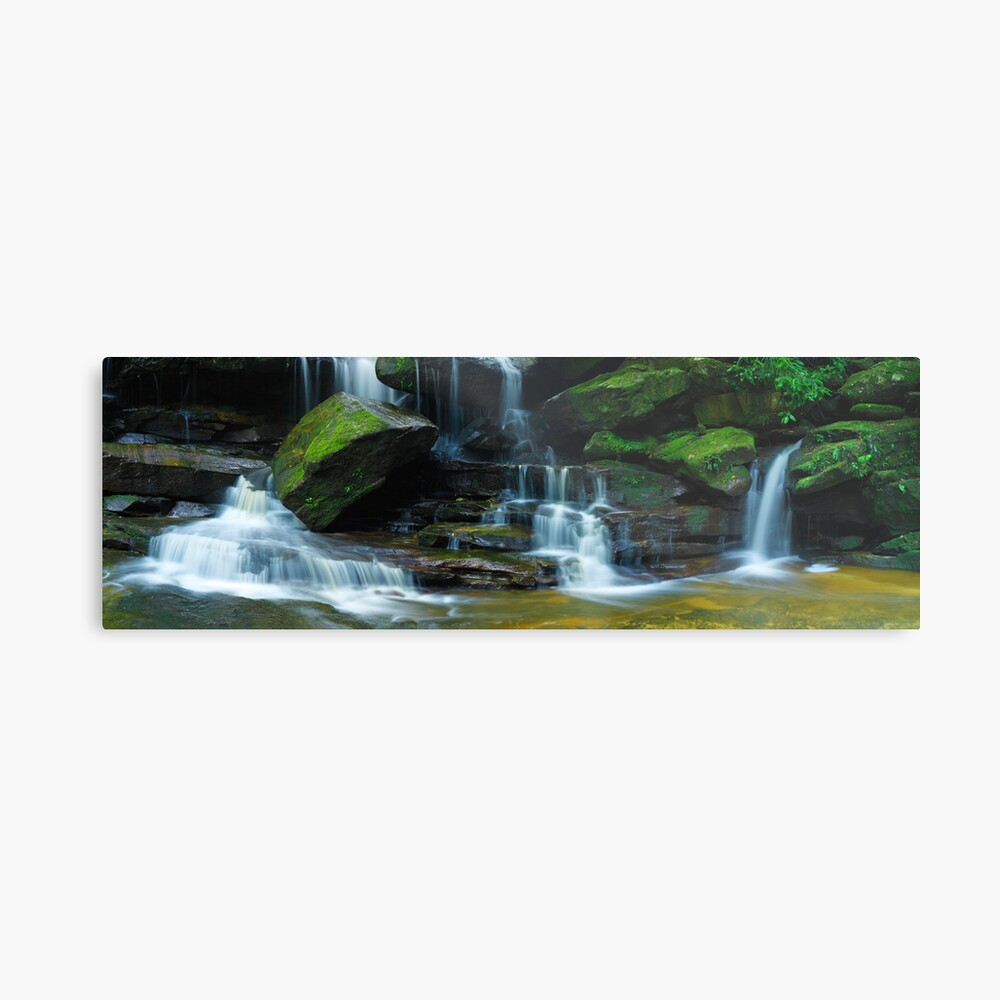 Lower Somersby Falls, New South Wales, Australia Metal Print