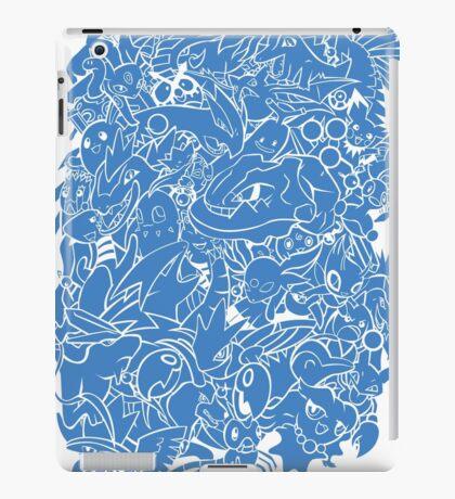 Pokémaniac - Gen II iPad Case/Skin