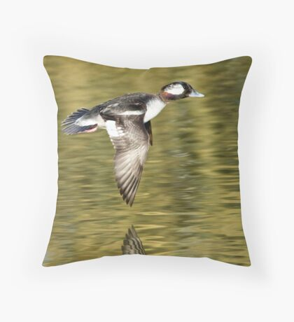 Wing Light Throw Pillow