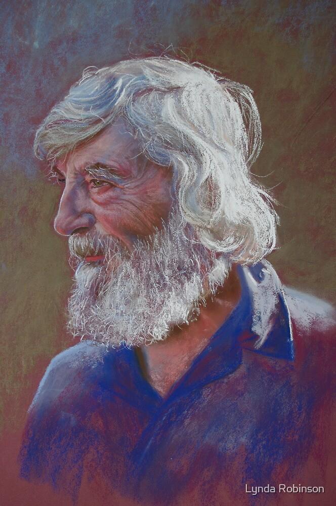 Portrait of Doug Dale by Lynda Robinson