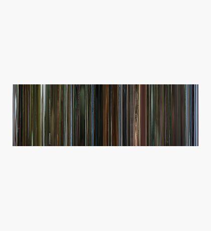 Moviebarcode: Oldboy (2003) Photographic Print