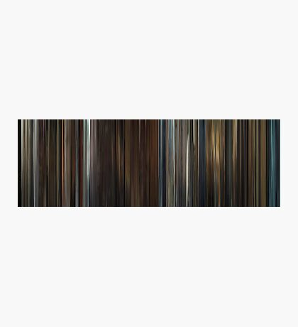 Moviebarcode: In Bruges (2008) Photographic Print