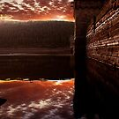 Howden Sunset by Martin Jones