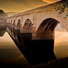 Bridge over a Lost Village by Martin Jones