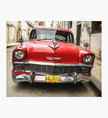 Havana Classic Photographic Print