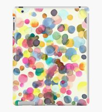 Color drops iPad Case/Skin
