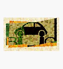 The Love Bug Photographic Print