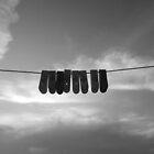 hanging around on line by Rishi Kant Joshi