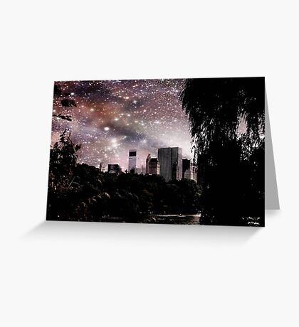 My New York © Greeting Card