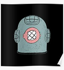 Diving Bell Poster